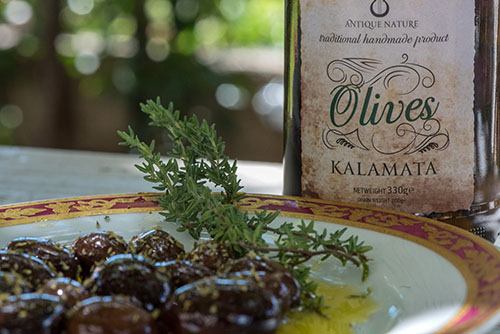 Antique Nature Olives